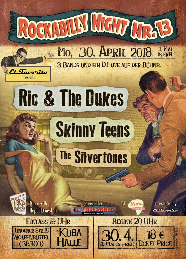 Rockabilly Night #13