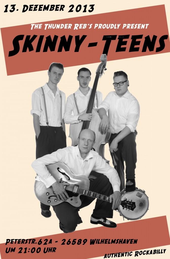 Skinny-Teens