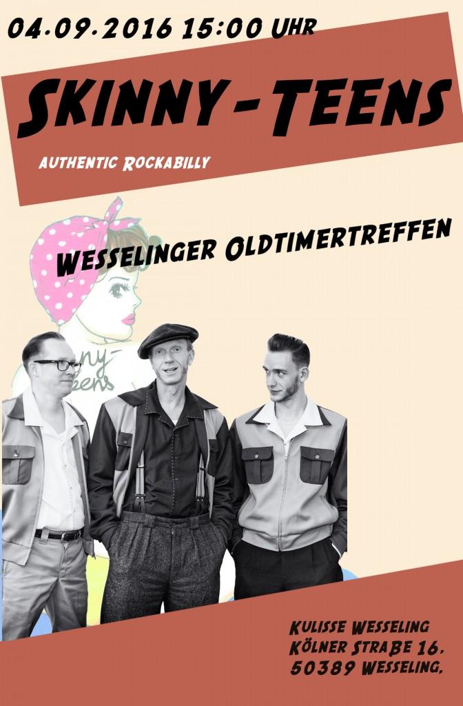 Skinny-Teens-Wesseling-Oltimertreffen